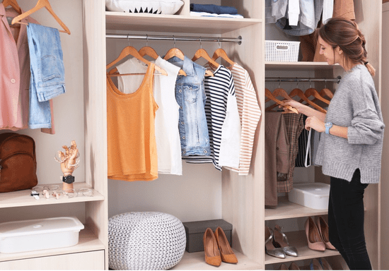 Wardrobe Detox: Rethink Your Clothing Collection