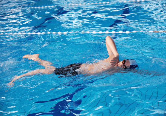 At-Home Swimming Lessons with Mostafa