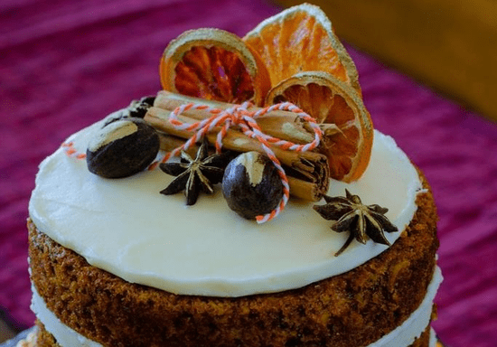 Create Your Celebration Cake From Scratch: Pick 1 of 4 Cakes