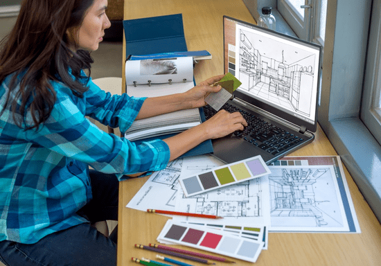 Online Class: Interior Design for Teens - Ages: 12-15 (Full Course)
