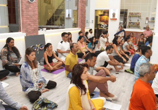 Private Bhakti Yoga Meditation Through Chanting or Kirtan