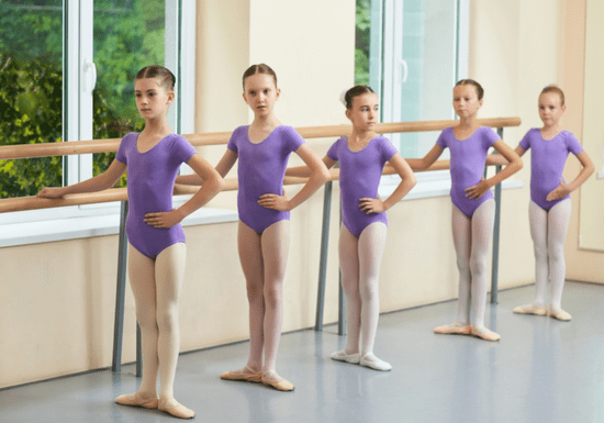 Ballet for Kids - Ages: 4-8