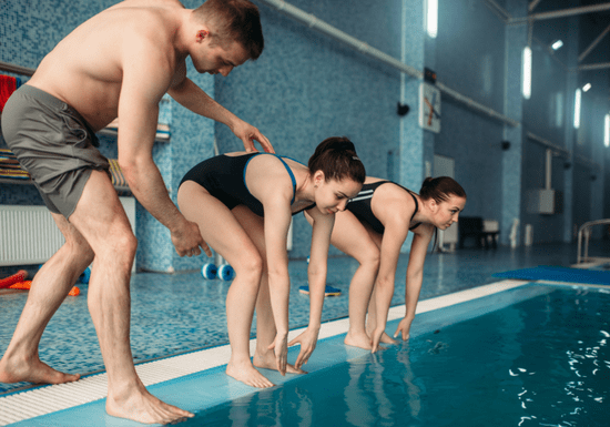 Group Swimming Class